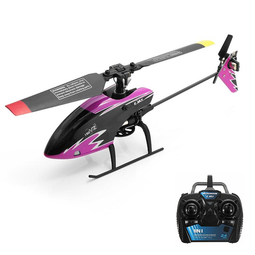 rc-helicopters ESKY 150 V2 2.4G 5CH 6 Axis Gyro Flybarless RC Helicopter with CC3D RC1290632