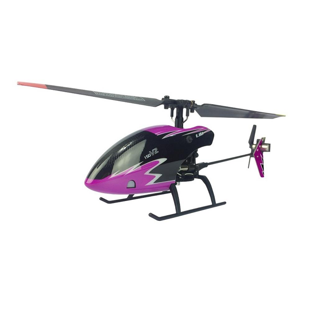 rc-helicopters ESKY 150 V2 2.4G 5CH 6 Axis Gyro Flybarless RC Helicopter with CC3D RC1290632 3