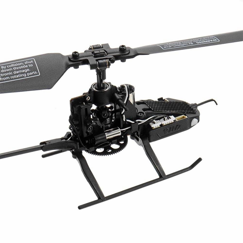 rc-helicopters ESKY 150 V2 2.4G 5CH 6 Axis Gyro Flybarless RC Helicopter with CC3D RC1290632 7