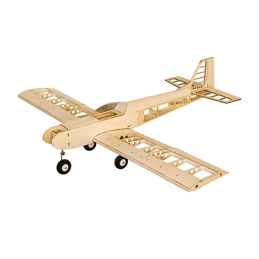 rc-airplane T30 1400 1.4m Wingspan Balsa Wood Trainer RC Airplane DIY Model With/Without Power Spare Parts RC1291115