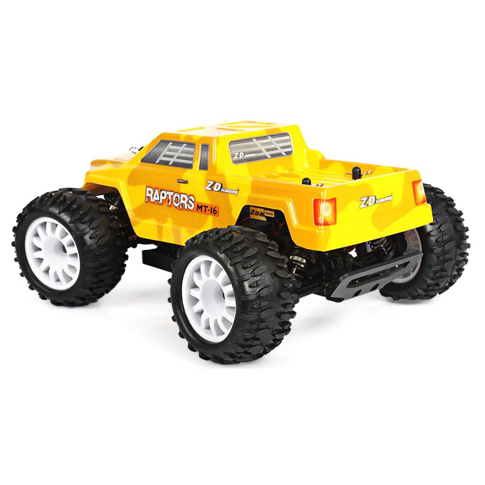 rc-cars ZD Racing 9053 1/16 2.4G 4WD Brushless Racing Rc Car 40km/h Monster Truck RTR Toys RC1292975 3