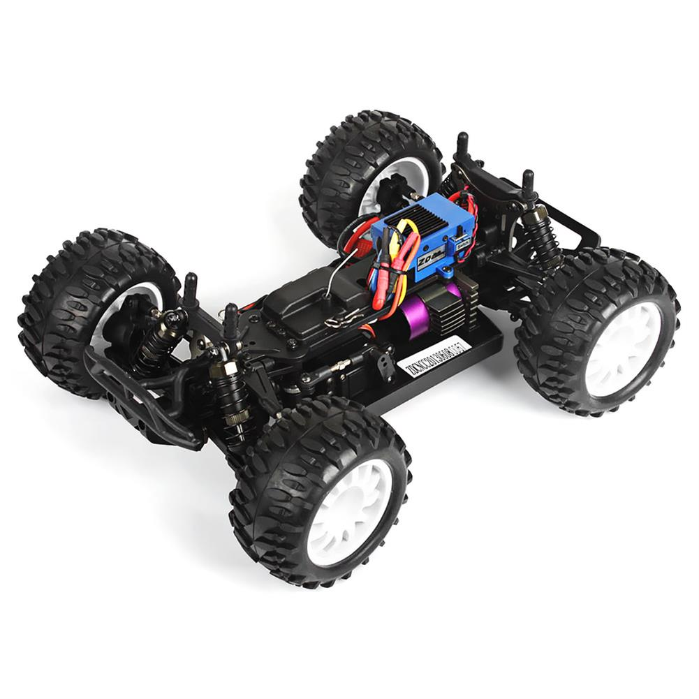 rc-cars ZD Racing 9053 1/16 2.4G 4WD Brushless Racing Rc Car 40km/h Monster Truck RTR Toys RC1292975 4