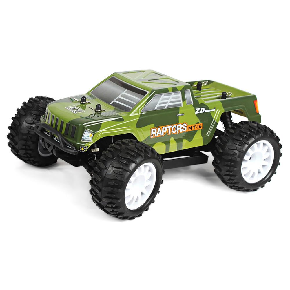 rc-cars ZD Racing 9053 1/16 2.4G 4WD Brushless Racing Rc Car 40km/h Monster Truck RTR Toys RC1292975 5