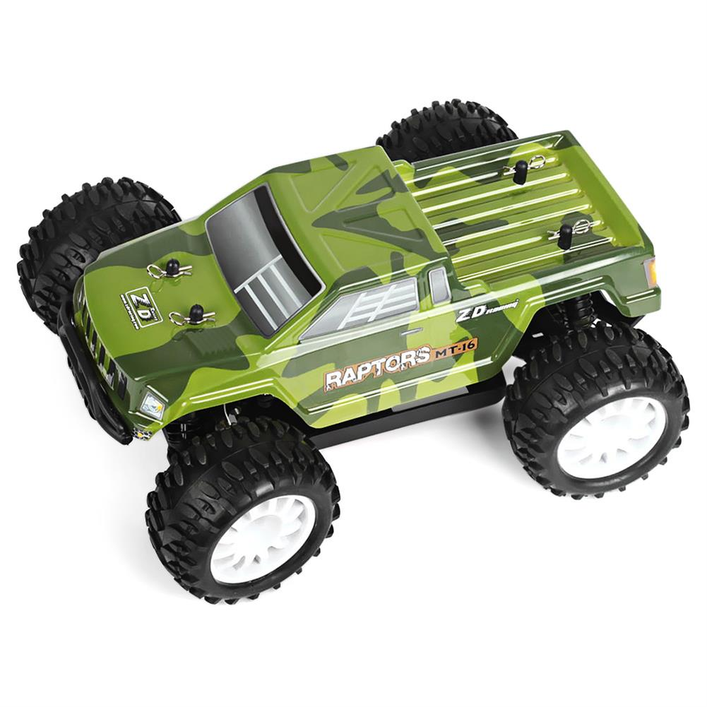 rc-cars ZD Racing 9053 1/16 2.4G 4WD Brushless Racing Rc Car 40km/h Monster Truck RTR Toys RC1292975 6