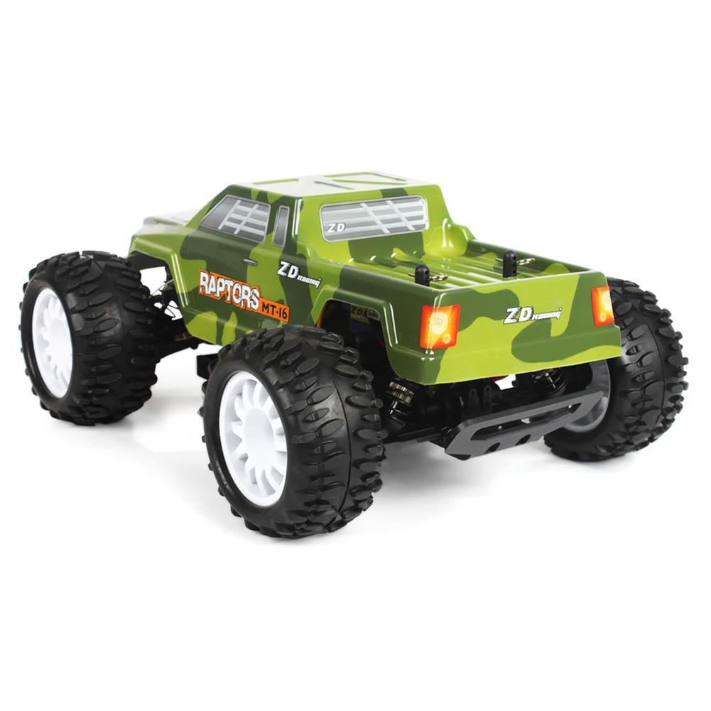 rc-cars ZD Racing 9053 1/16 2.4G 4WD Brushless Racing Rc Car 40km/h Monster Truck RTR Toys RC1292975 8