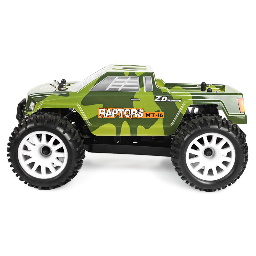 rc-cars ZD Racing 9053 1/16 2.4G 4WD Brushless Racing Rc Car 40km/h Monster Truck RTR Toys RC1292975 9