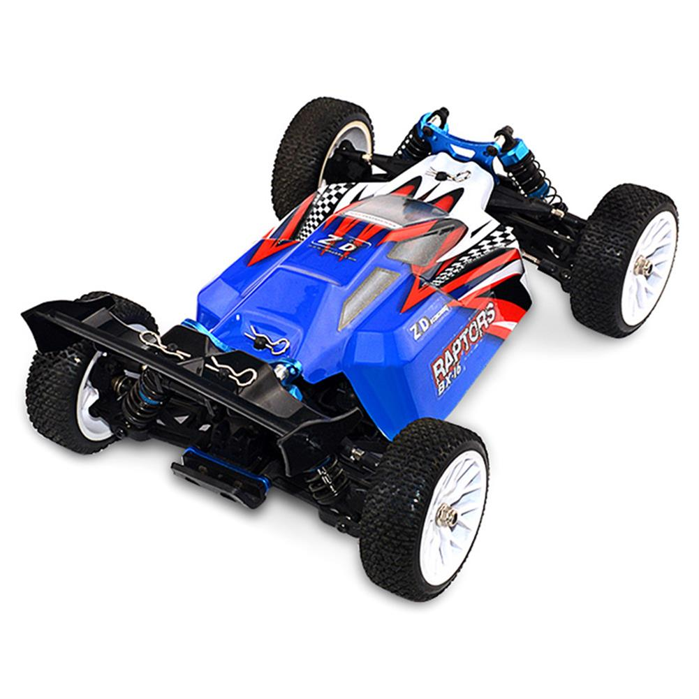 rc-cars ZD Racing RAPTORS BX-16 9051 1/16 2.4G 4WD 55km/h Brushless Racing Rc Car Off-Road Buggy RTR Toys RC1293972 4