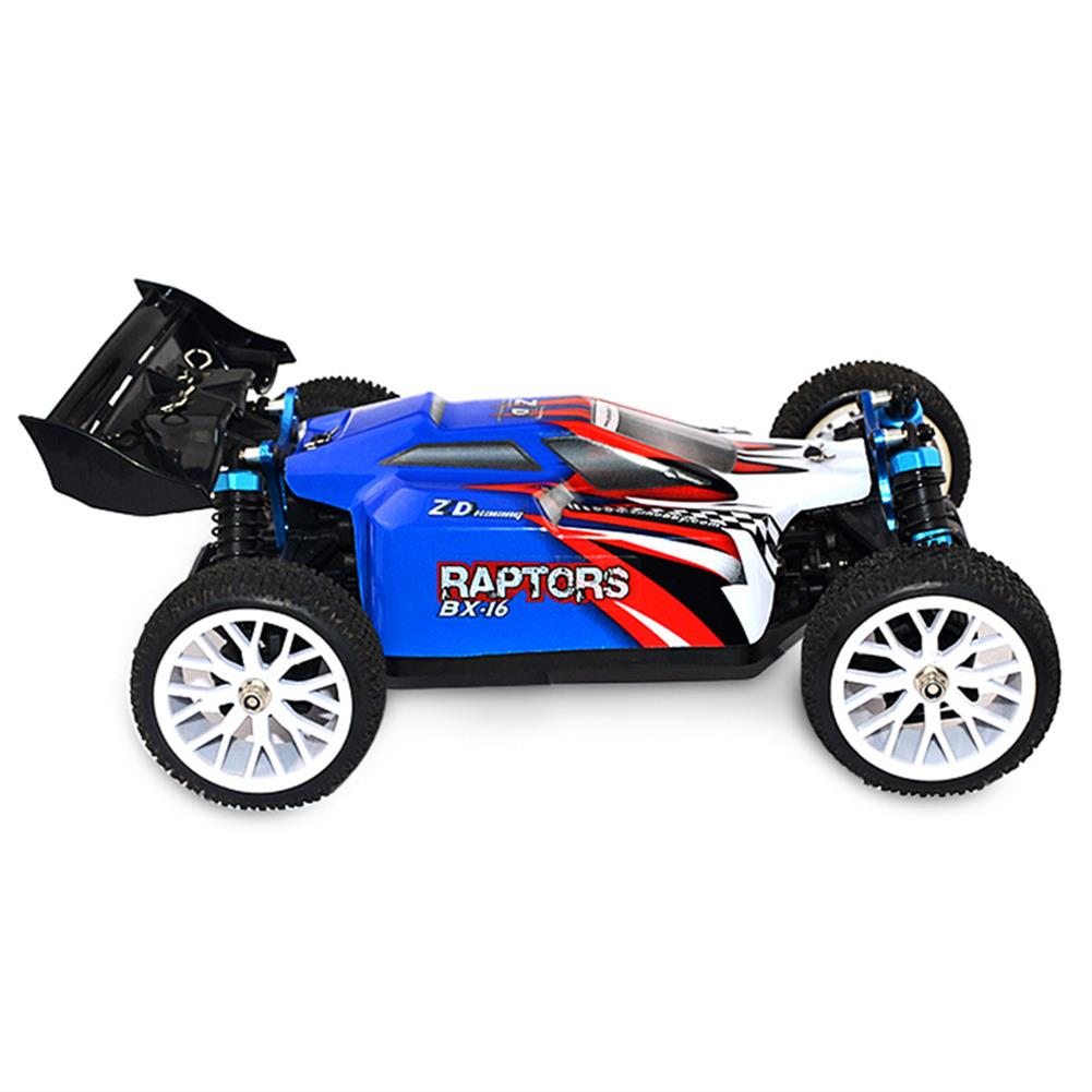 rc-cars ZD Racing RAPTORS BX-16 9051 1/16 2.4G 4WD 55km/h Brushless Racing Rc Car Off-Road Buggy RTR Toys RC1293972 6