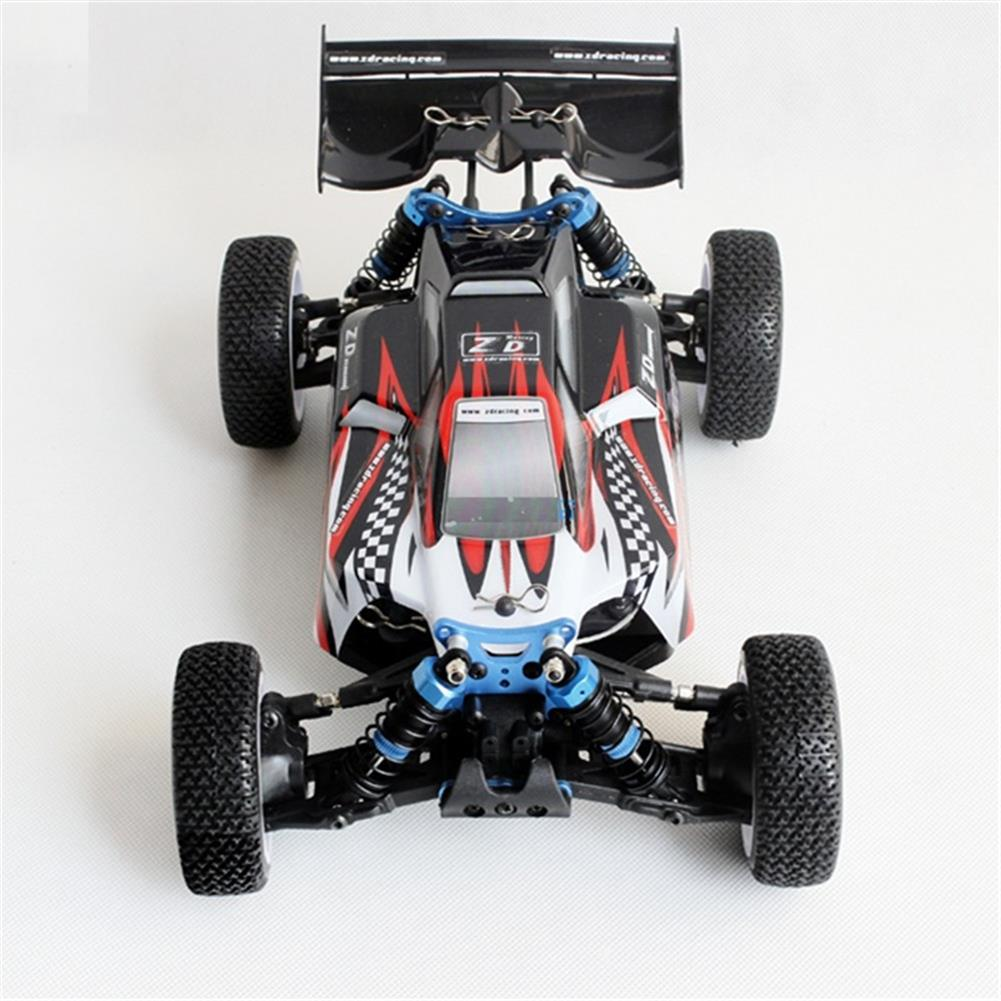 rc-cars ZD Racing RAPTORS BX-16 9051 1/16 2.4G 4WD 55km/h Brushless Racing Rc Car Off-Road Buggy RTR Toys RC1293972 9