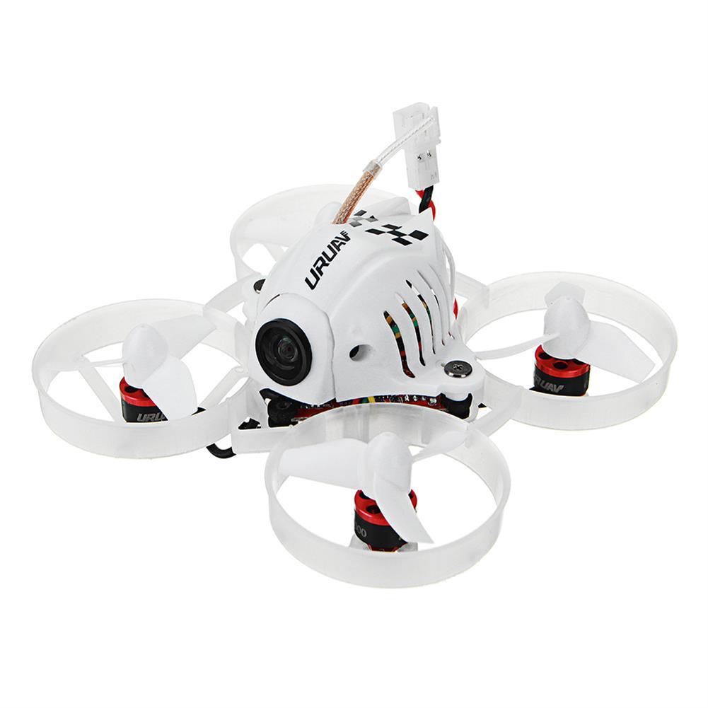 fpv-racing-drone URUAV UR65 65mm FPV Racing Drone BNF Crazybee F3 Flight Controller OSD 5A Blheli_S ESC 5.8G 25mW VTX RC1295884