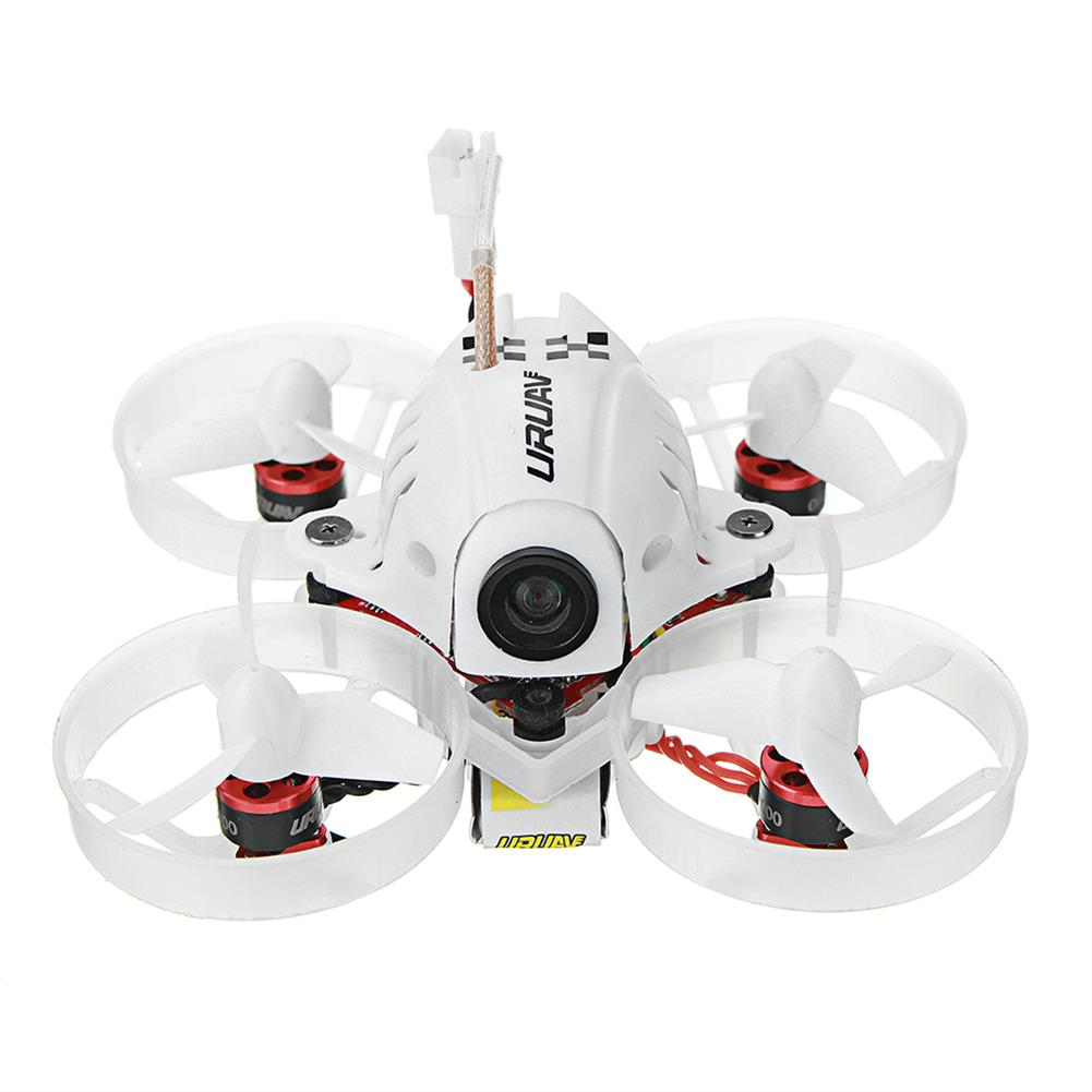 fpv-racing-drones URUAV UR65 65mm FPV Racing Drone BNF Crazybee F3 Flight Controller OSD 5A Blheli_S ESC 5.8G 25mW VTX RC1295884 1