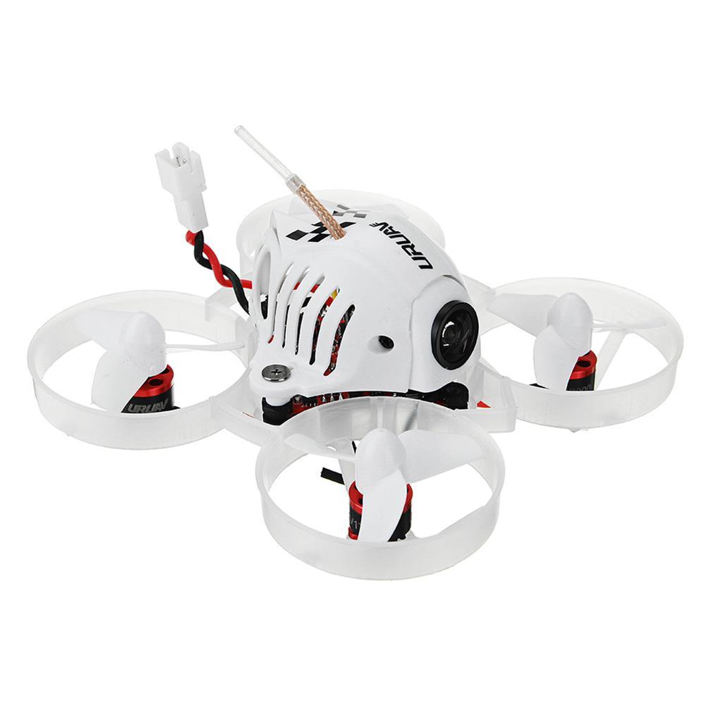 fpv-racing-drones URUAV UR65 65mm FPV Racing Drone BNF Crazybee F3 Flight Controller OSD 5A Blheli_S ESC 5.8G 25mW VTX RC1295884 2