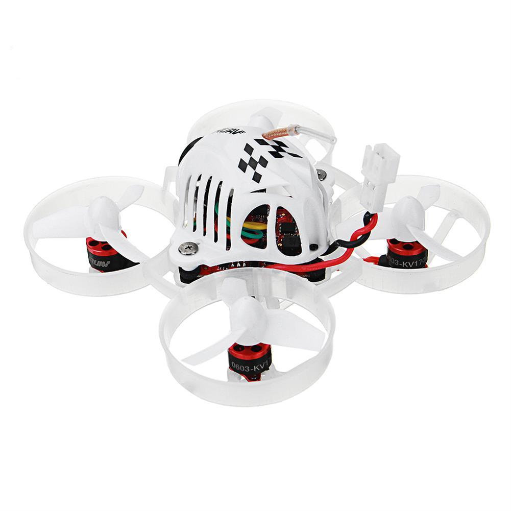 fpv-racing-drones URUAV UR65 65mm FPV Racing Drone BNF Crazybee F3 Flight Controller OSD 5A Blheli_S ESC 5.8G 25mW VTX RC1295884 4