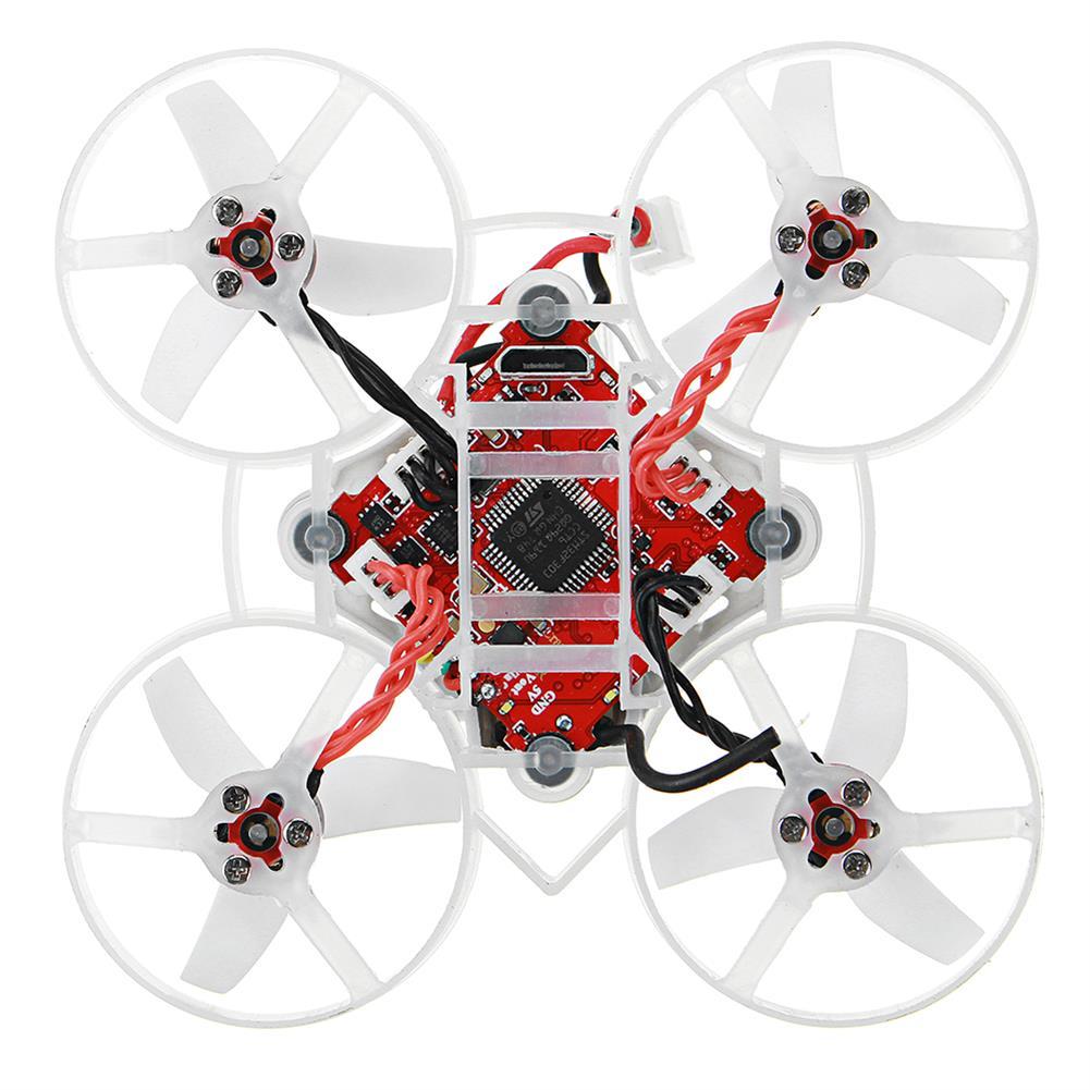 fpv-racing-drones URUAV UR65 65mm FPV Racing Drone BNF Crazybee F3 Flight Controller OSD 5A Blheli_S ESC 5.8G 25mW VTX RC1295884 6