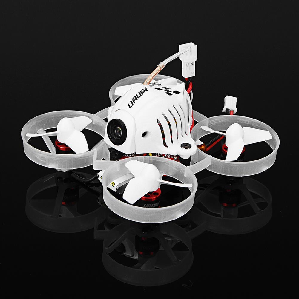 fpv-racing-drones URUAV UR65 65mm FPV Racing Drone BNF Crazybee F3 Flight Controller OSD 5A Blheli_S ESC 5.8G 25mW VTX RC1295884 7