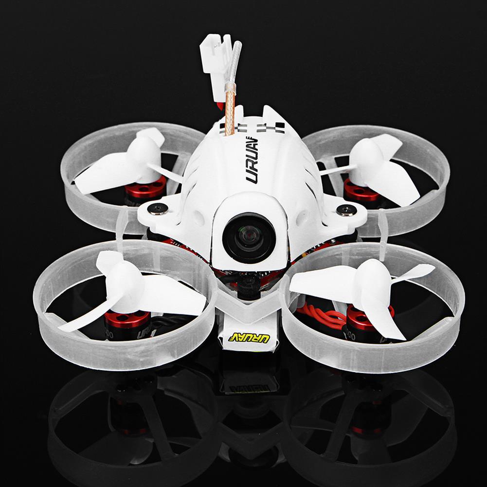 fpv-racing-drones URUAV UR65 65mm FPV Racing Drone BNF Crazybee F3 Flight Controller OSD 5A Blheli_S ESC 5.8G 25mW VTX RC1295884 8