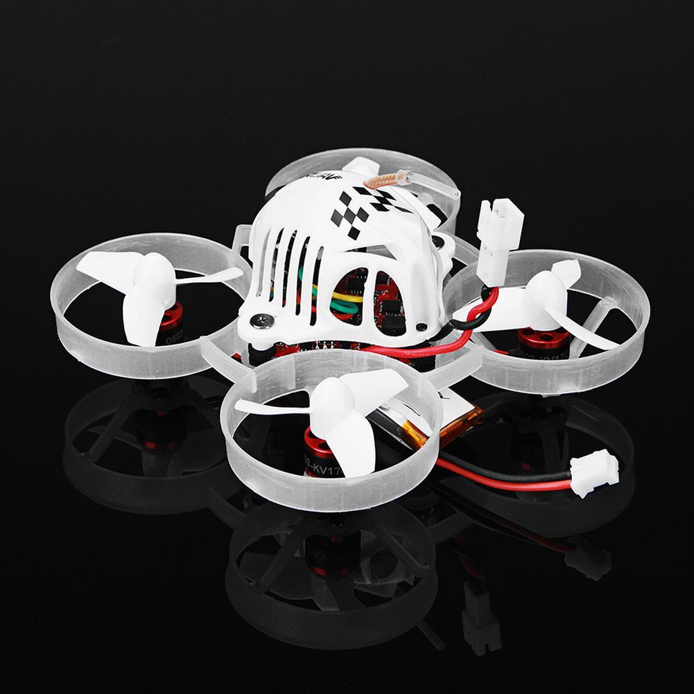fpv-racing-drones URUAV UR65 65mm FPV Racing Drone BNF Crazybee F3 Flight Controller OSD 5A Blheli_S ESC 5.8G 25mW VTX RC1295884 9
