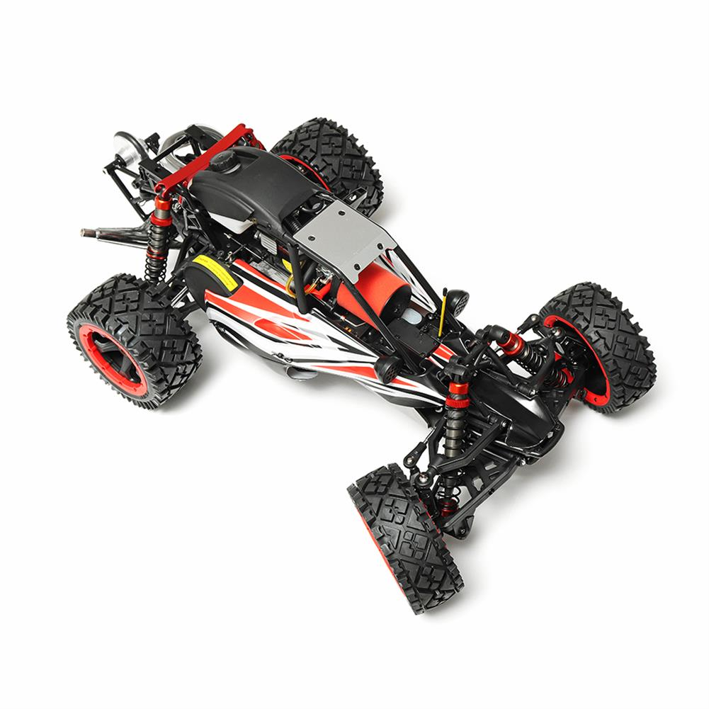 rc-cars Rovan Q-Baja Rc Car 1/5 RWD 29CC Gas 2 Stroke Engine Buggy With Symmetrical Steering Toys No Battery RC1299689 3