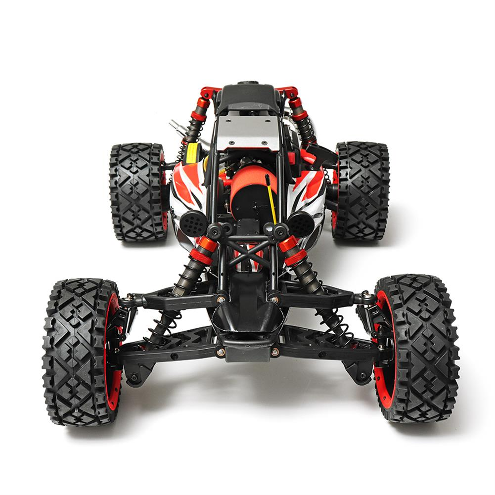 rc-cars Rovan Q-Baja Rc Car 1/5 RWD 29CC Gas 2 Stroke Engine Buggy With Symmetrical Steering Toys No Battery RC1299689 5