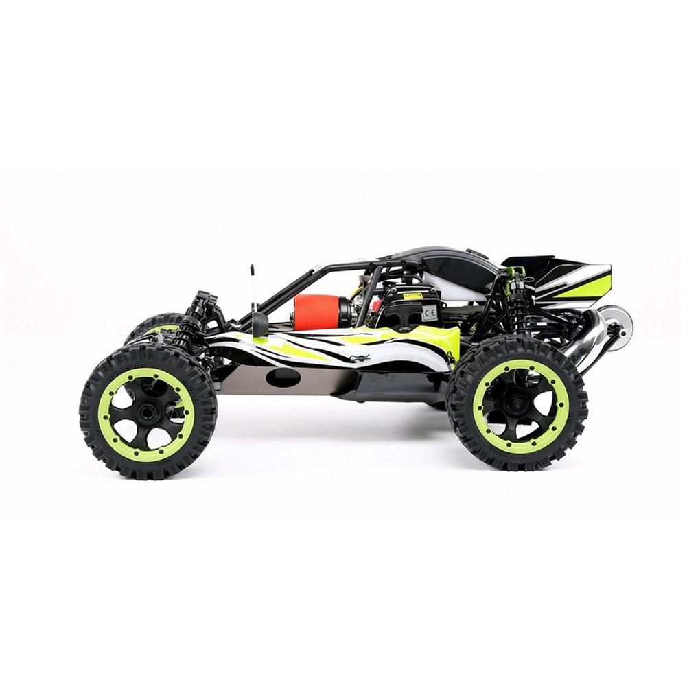 rc-cars Rovan Q-Baja Rc Car 1/5 RWD 29CC Gas 2 Stroke Engine Buggy With Symmetrical Steering Toys No Battery RC1299689 9