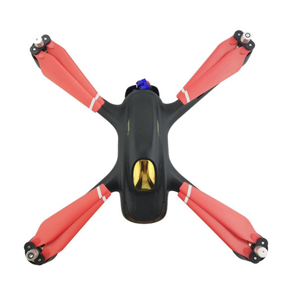 rc-quadcopter-parts 4Pcs Foldable CW/CCW Propeller For Hubsan H501S MJX B2W B2C RC1299945 2