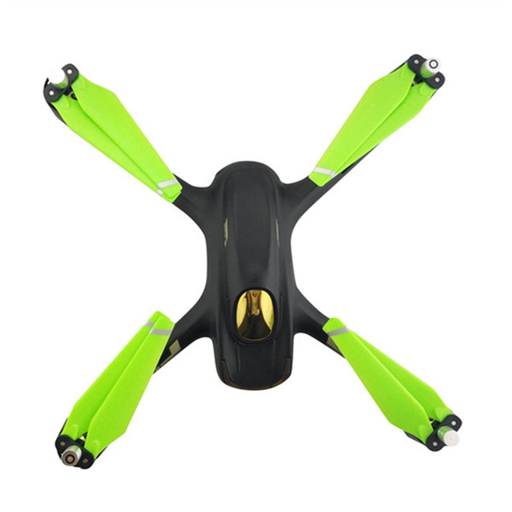 rc-quadcopter-parts 4Pcs Foldable CW/CCW Propeller For Hubsan H501S MJX B2W B2C RC1299945 4