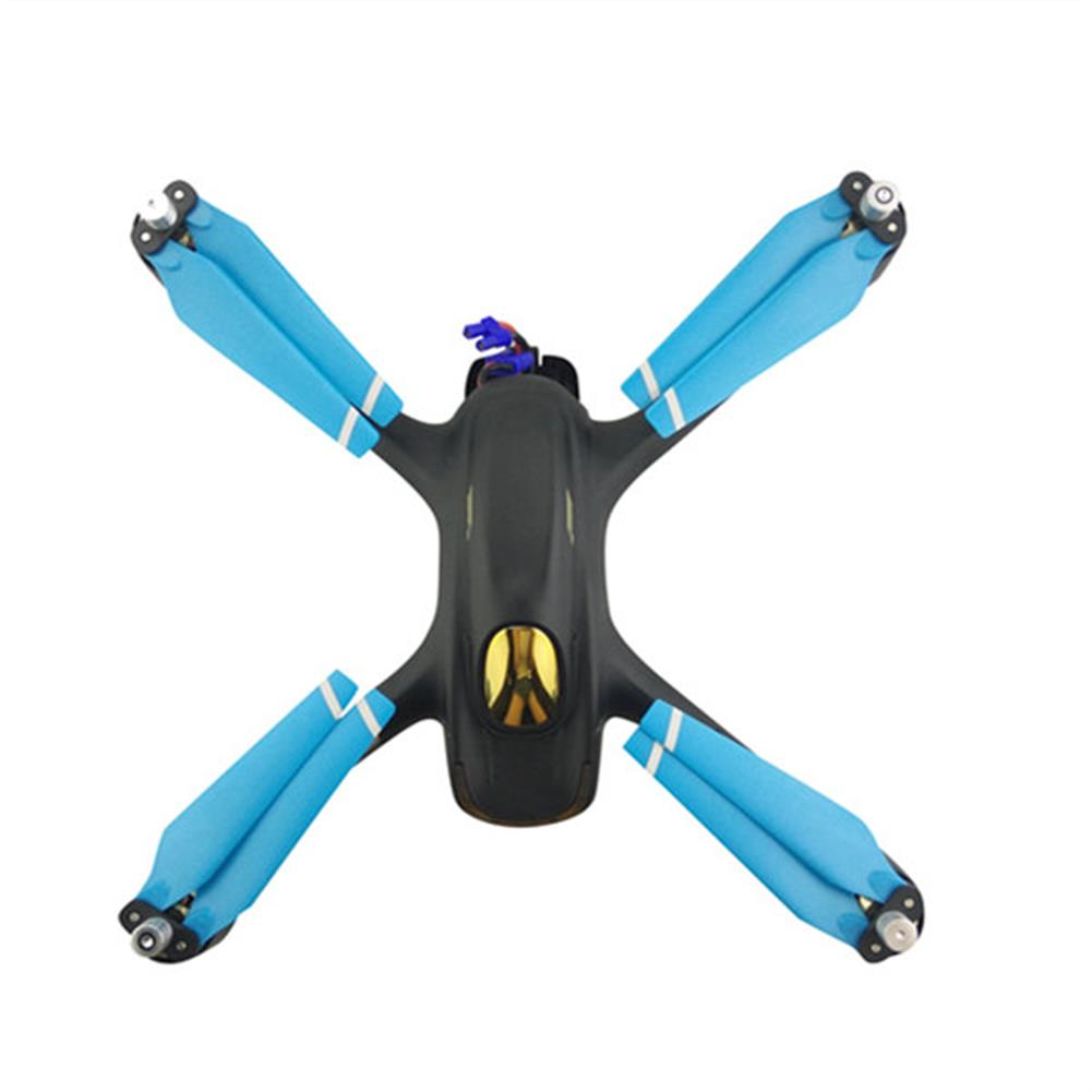 rc-quadcopter-parts 4Pcs Foldable CW/CCW Propeller For Hubsan H501S MJX B2W B2C RC1299945 5