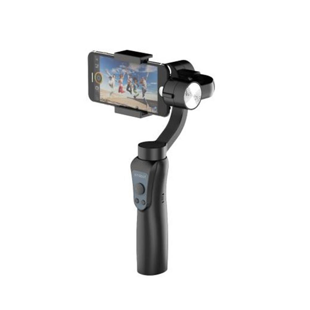 fpv-system Jcrobot S5 3-Axis Handheld bluetooth Gimbal Stabilizer For Smartphones & GoPro Hero Action Camera RC1300500