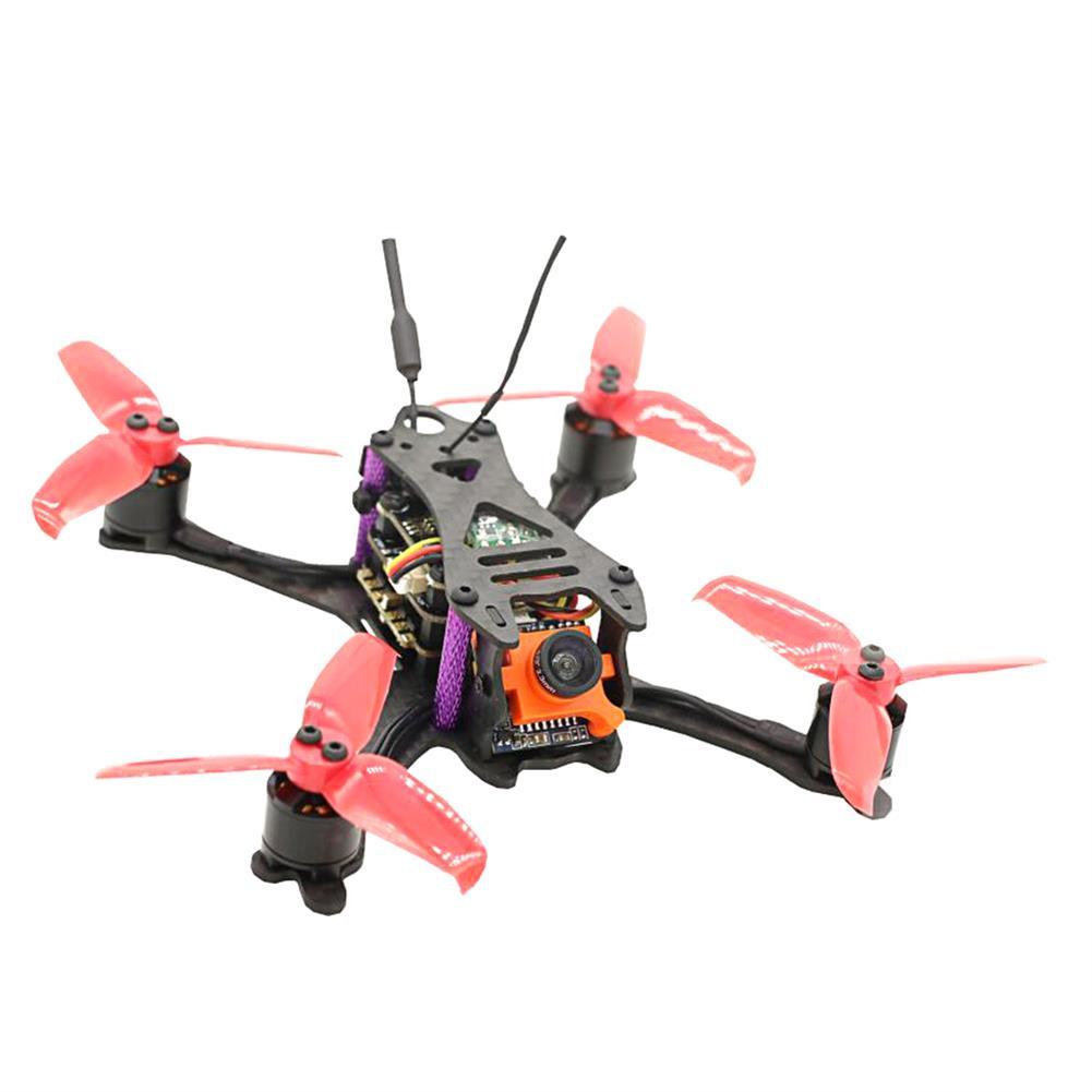 fpv-racing-drones SKYSTARS Little Bolt 120mm FPV Racing Drone PNP F4 Flight Controller OSD 20A Blheli_S ESC 600TVL Cam RC1300539