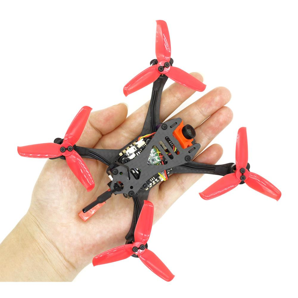 fpv-racing-drones SKYSTARS Little Bolt 120mm FPV Racing Drone PNP F4 Flight Controller OSD 20A Blheli_S ESC 600TVL Cam RC1300539 2