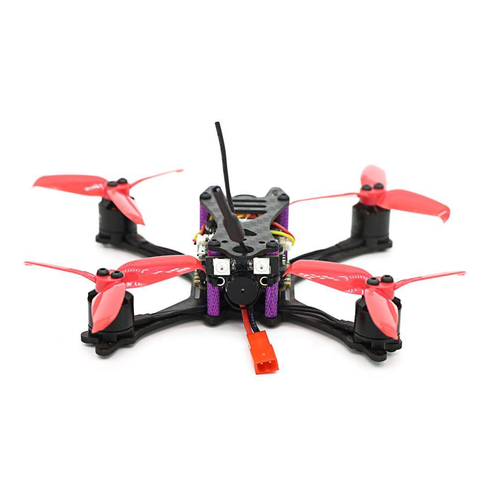 fpv-racing-drones SKYSTARS Little Bolt 120mm FPV Racing Drone PNP F4 Flight Controller OSD 20A Blheli_S ESC 600TVL Cam RC1300539 3