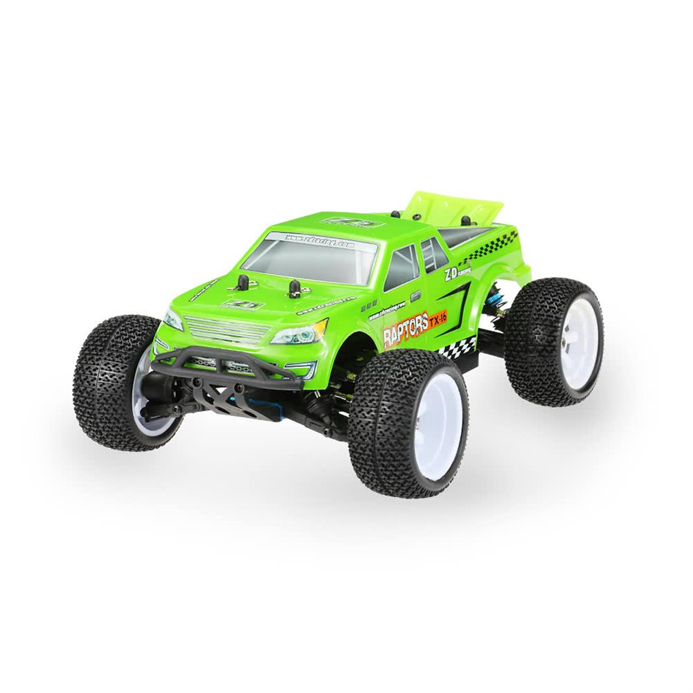 rc-cars ZD TX-16 1/16 4WD 2.4G Off-road Truggy Brushless RTR RC Car RC1302233