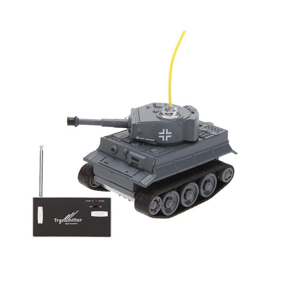 rc-tank Happy Cow 777-215 4CH 68*41*40mm Mini Radio RC Car Army Battle Infrared Tank With Light Toy RC1304067