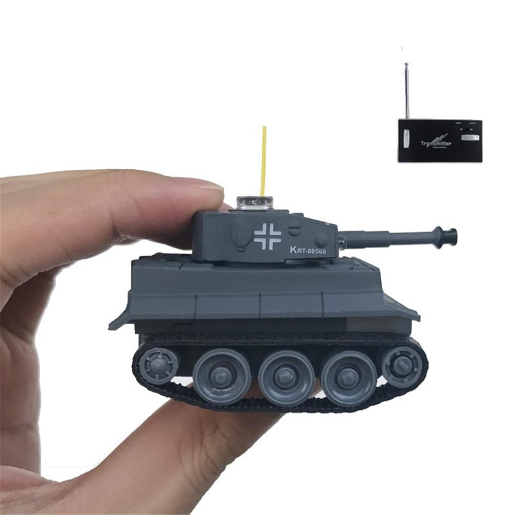 rc-tank Happy Cow 777-215 4CH 68*41*40mm Mini Radio RC Car Army Battle Infrared Tank With Light Toy RC1304067 1
