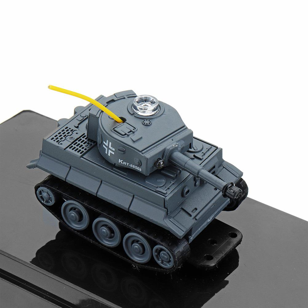 rc-tank Happy Cow 777-215 4CH 68*41*40mm Mini Radio RC Car Army Battle Infrared Tank With Light Toy RC1304067 2