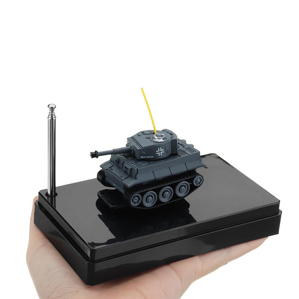 rc-tank Happy Cow 777-215 4CH 68*41*40mm Mini Radio RC Car Army Battle Infrared Tank With Light Toy RC1304067 3