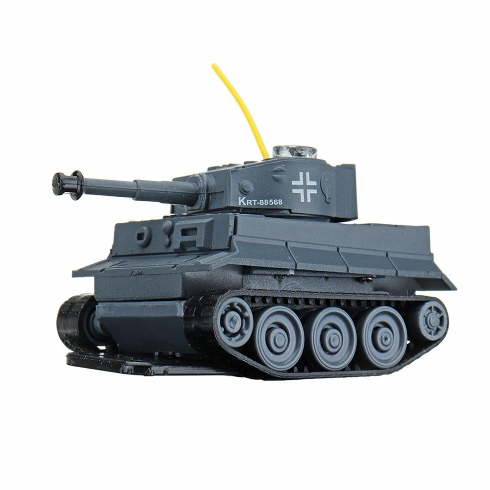 rc-tank Happy Cow 777-215 4CH 68*41*40mm Mini Radio RC Car Army Battle Infrared Tank With Light Toy RC1304067 4