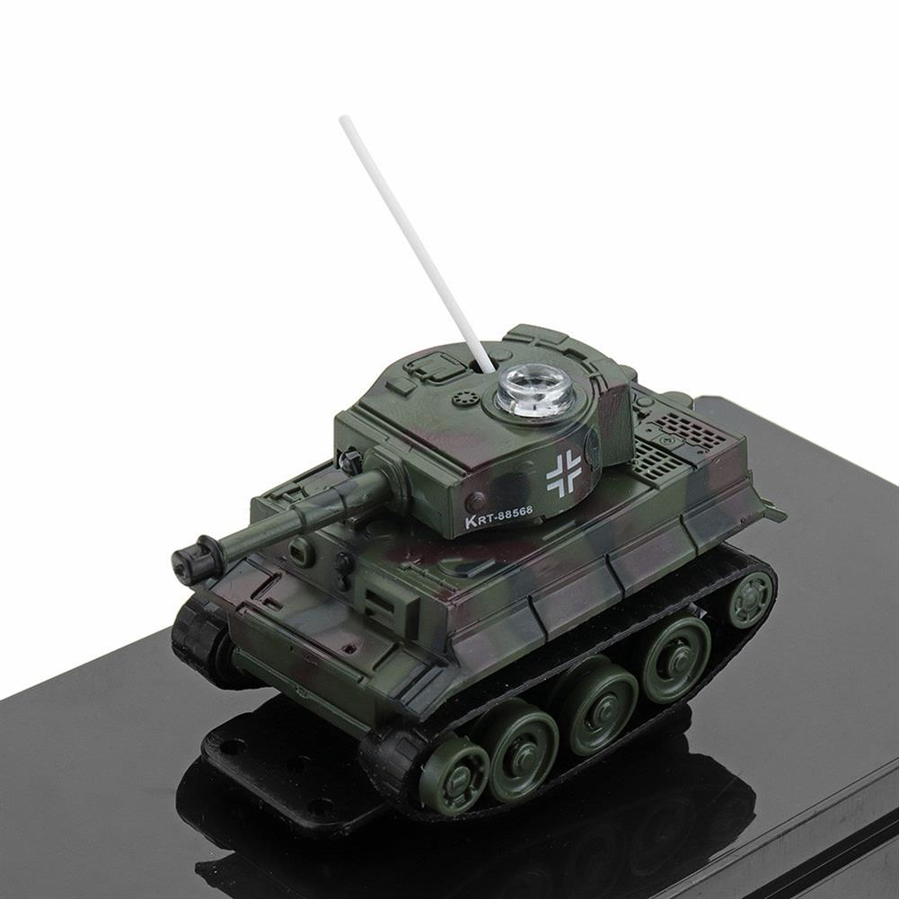 rc-tank Happy Cow 777-215 4CH 68*41*40mm Mini Radio RC Car Army Battle Infrared Tank With Light Toy RC1304067 6