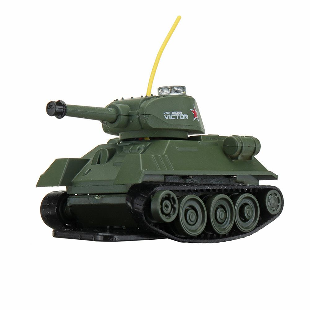 rc-tank Happy Cow 777-215 4CH 68*41*40mm Mini Radio RC Car Army Battle Infrared Tank With Light Toy RC1304067 9