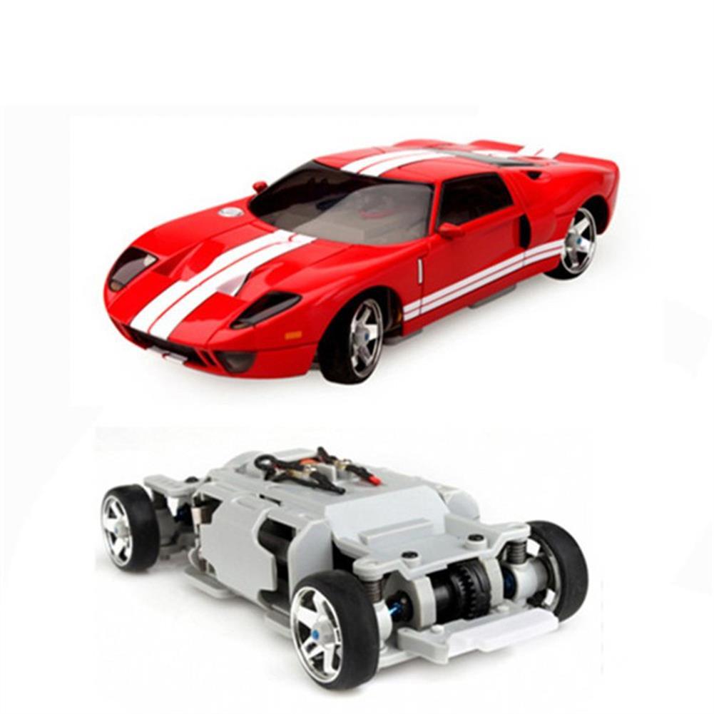 rc-cars Firelap L-408G6 1/28 2.4G 4WD Mini Drift Rc Car 130 Brushed Motor RTR Toy RC1307277 3