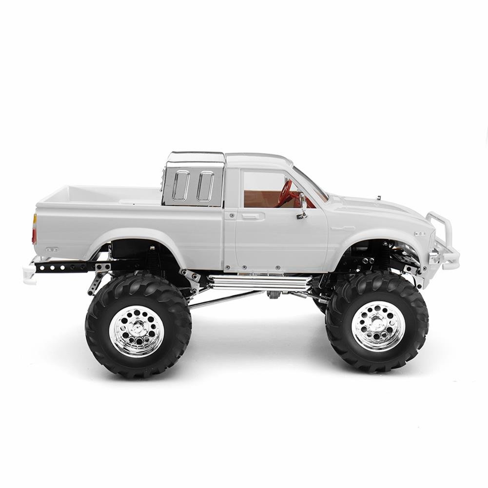 rc-cars HG P407 1/10 2.4G 4WD Rally Rc Car for TOYATO Metal 4X4 Pickup Truck Rock Crawler RTR Toy RC1307753 4