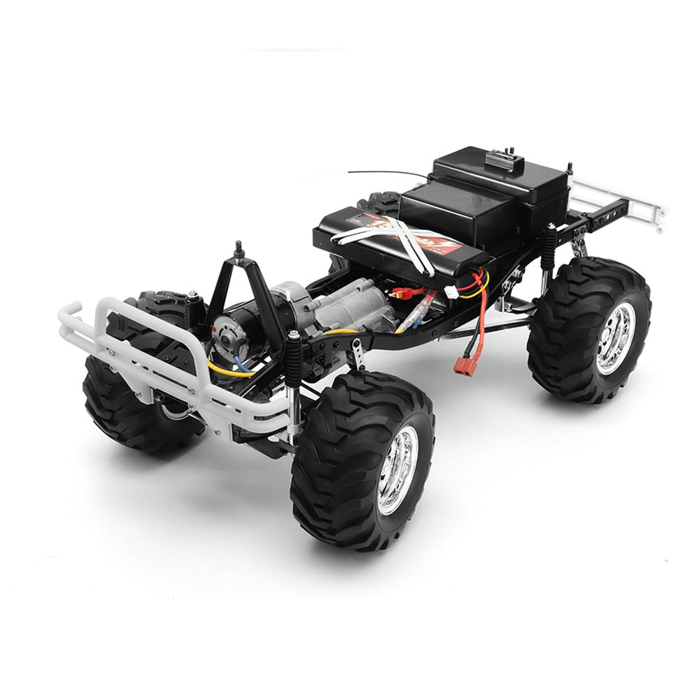 rc-cars HG P407 1/10 2.4G 4WD Rally Rc Car for TOYATO Metal 4X4 Pickup Truck Rock Crawler RTR Toy RC1307753 7