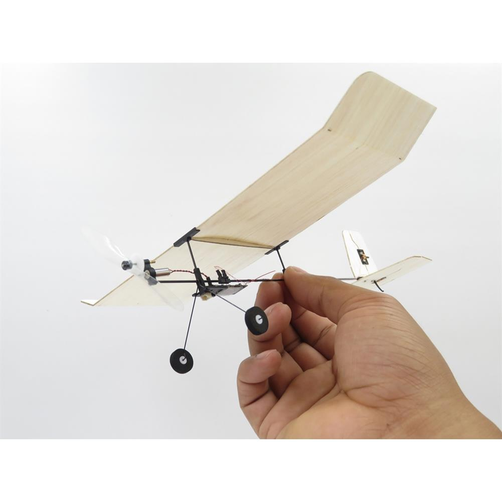 rc-airplane Tygzs M1 Wingspan 232mm 4CH DSM2 Ultra Light Indoor Mini RC Airplane BNF With 3.7V Battery RC1308354