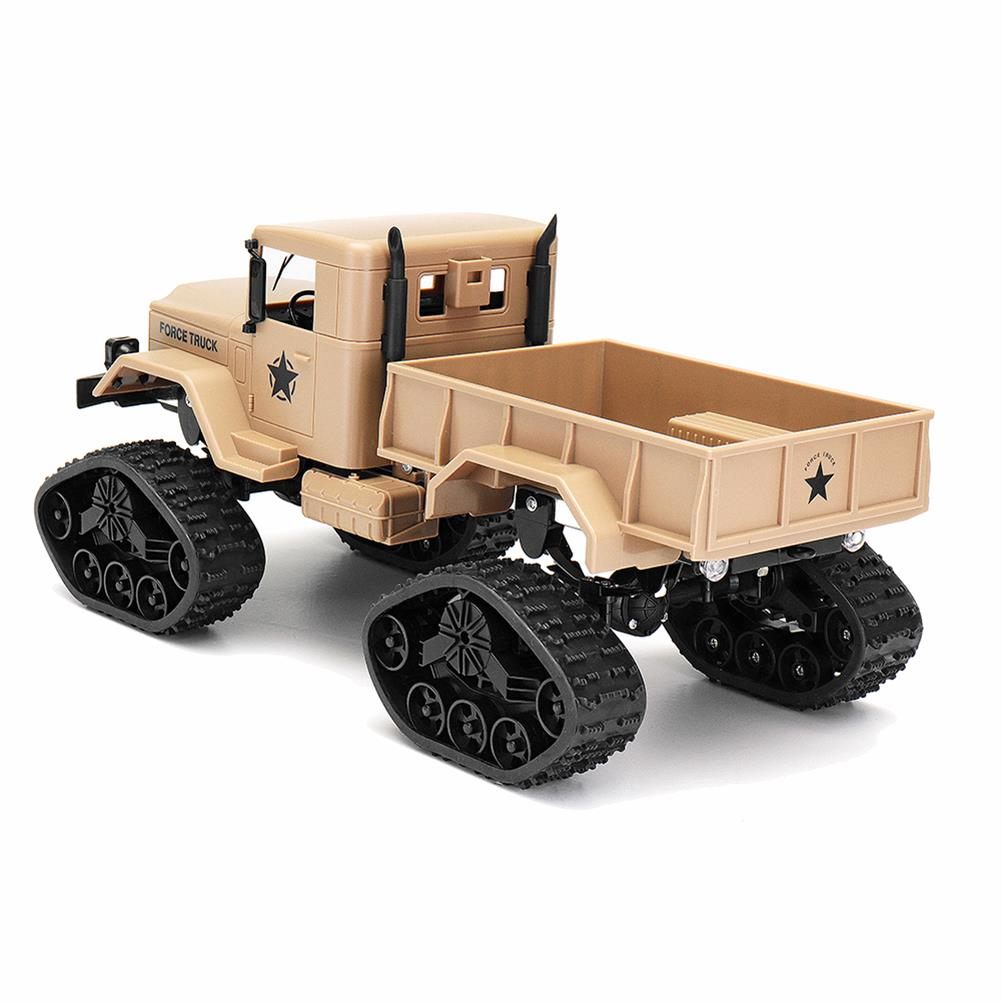 rc-cars Fayee FY001B 1/16 2.4G 4WD Rc Car Brushed Off-road Truck Snow Tires With Front Light RTR Toy RC1309374 3