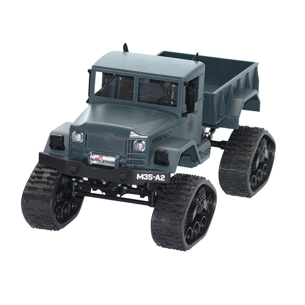 rc-cars Fayee FY001B 1/16 2.4G 4WD Rc Car Brushed Off-road Truck Snow Tires With Front Light RTR Toy RC1309374 7