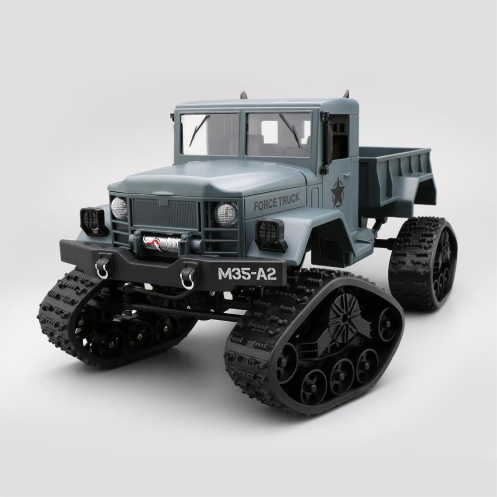 rc-cars Fayee FY001B 1/16 2.4G 4WD Rc Car Brushed Off-road Truck Snow Tires With Front Light RTR Toy RC1309374 8