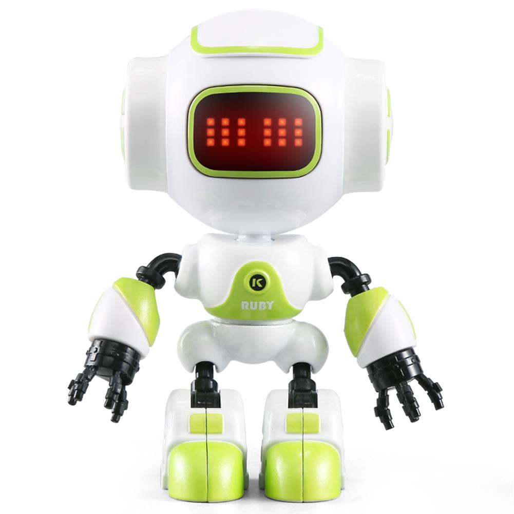 robot-toys JJRC R9 RUBY Touch Control DIY Gesture Mini Smart Voiced Alloy Robot Toy RC1309897