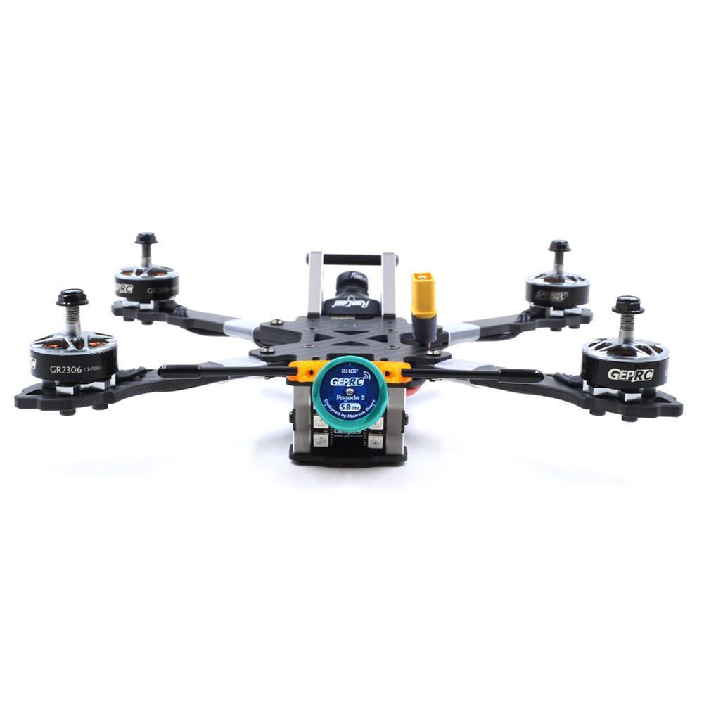 fpv-racing-drones GEPRC GEP KHX5 Elegant 230mm RC FPV Racing Drone F4 5.8G 48CH 40A BLHeli_S Dshot600 PNP/BNF RC1310424 3