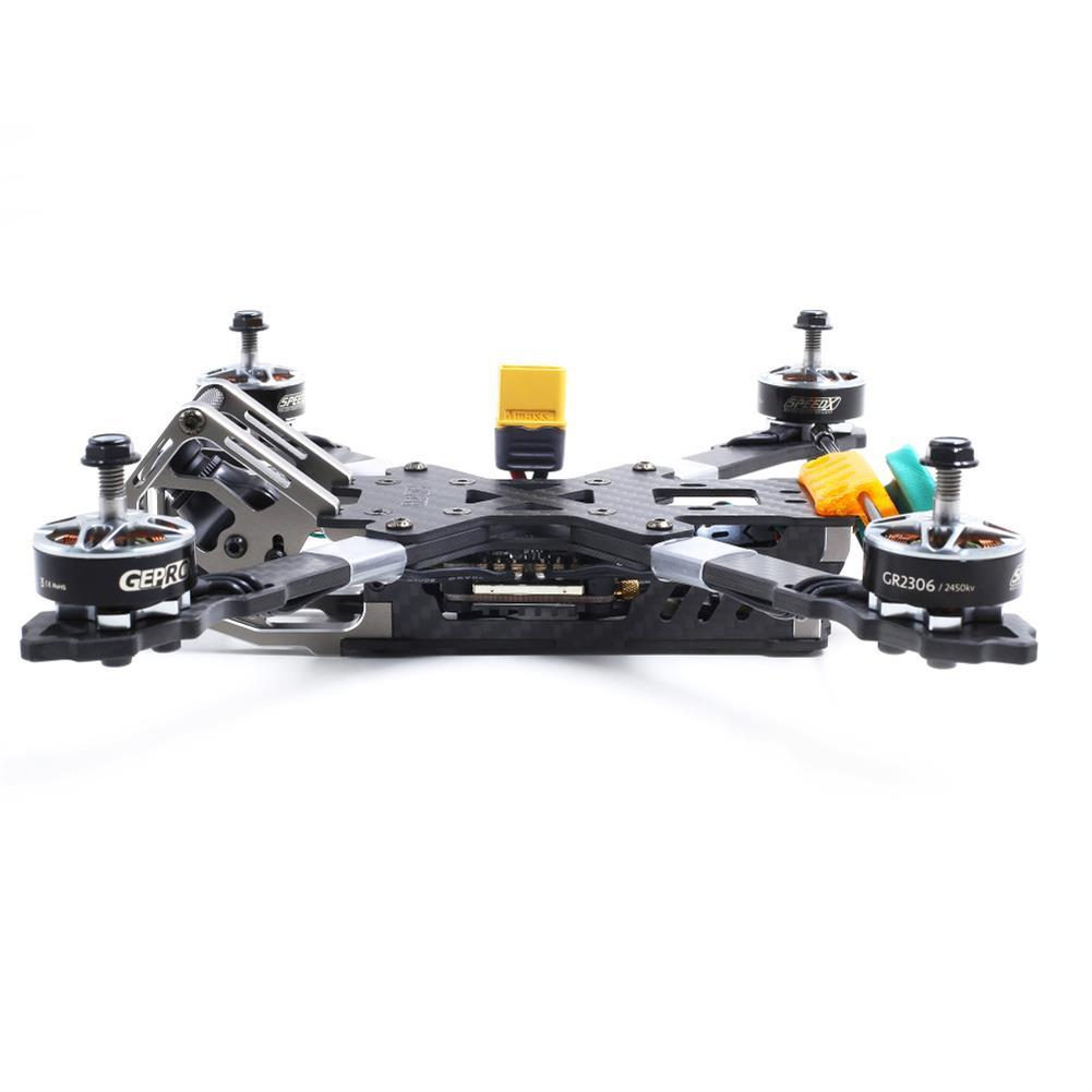 fpv-racing-drones GEPRC GEP KHX5 Elegant 230mm RC FPV Racing Drone F4 5.8G 48CH 40A BLHeli_S Dshot600 PNP/BNF RC1310424 4