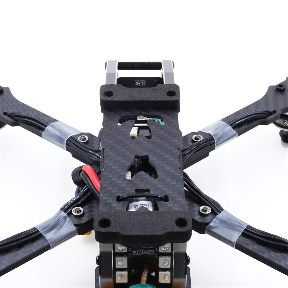 fpv-racing-drones GEPRC GEP KHX5 Elegant 230mm RC FPV Racing Drone F4 5.8G 48CH 40A BLHeli_S Dshot600 PNP/BNF RC1310424 6